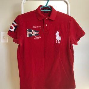 Polo by Ralph Lauren short sleeves shirt